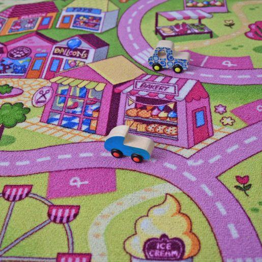 Fun at the Fair Play Carpet