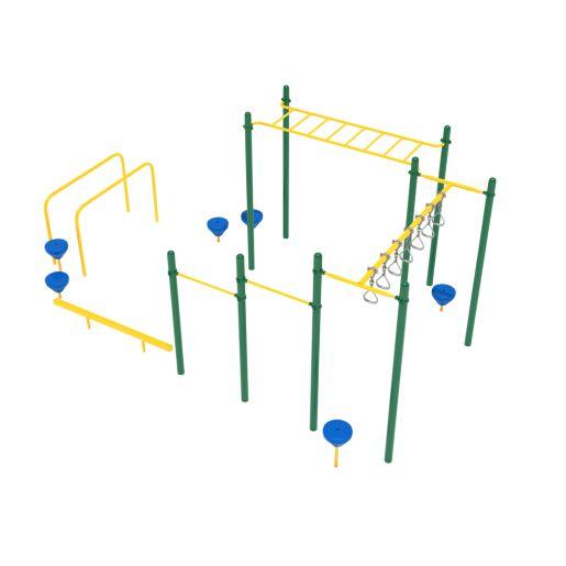 Alpharetta Outdoor Play Structure