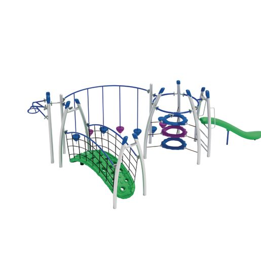 Bashful Bluff Outdoor Play Structure