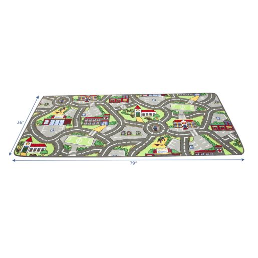 Center of Town Play Carpet