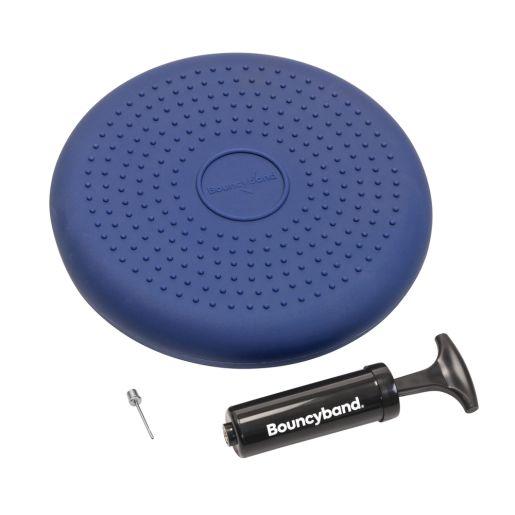 Anti-Microbial Wiggle Floor Sensory Cushion - Blue