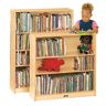 Jonti-Craft® Bookcase with 2 or 3 Adjustable Shelves