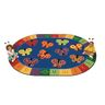 123 ABC Butterfly Fun Carpets