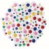 Colorations® Wiggly Eyes, Colored - 100 Pieces