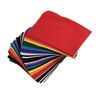 "Colorations® Colored Felt, 9"" x 12"" - 50 Sheets"