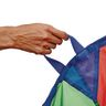 Excellerations® Brawny Tough Rainbow Parachute - 12'Dia.