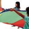 Excellerations® Brawny Tough Rainbow Parachute - 12'Dia.