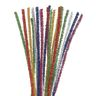 Colorations® Sparkle Pipe Cleaners - Pack of 100