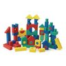 Excellerations® Foam Tabletop Unit Blocks - 68 Pieces