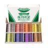 Crayola® Regular Crayons Classpack® - 8 Colors, Set of 800