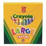 Crayola® Large Crayons Set of 8