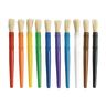 Colorations® Plastic Chubby Paint Brushes - Set of 10