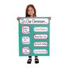 """Assorted Colors Poster Board, 22"""" x 28"""" - Pack of 100"""
