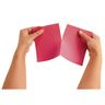 """Assorted Colors 9"""" x 12"""" Heavyweight Construction Paper Pack - 50 Sheets"""