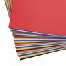 "Assorted Colors 12"" x 18"" Heavyweight Construction Paper"