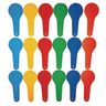 Excellerations® Color Paddles - Set of 3
