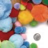 Colorations® Big Bag of Pom-Poms - 1 lb.