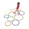 Brawny Tough Activity Hoops - Set of 15