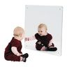 4' x 2' Acrylic Wall Mirror
