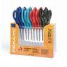 """Fiskars® for Kids 5"""" Pointed Tip Scissors - Set of 12"""