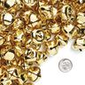 Colorations® Gold Jingle Bells - 150 Pieces
