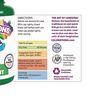 Colorations® Washable Finger Paint, Black - 16 oz.