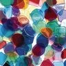 Colorations® Large Translucent Mosaic Craft Tiles - 1 lb.