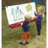 Double Hanging Easel
