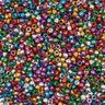 Colorations® Glitter Pony Beads - 1 lb.