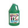 Colorations® Washable Glitter Paint, Green - 1 Gallon
