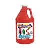 Colorations® Washable Glitter Paint, Red - 1 Gallon
