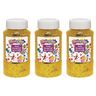 Colorations® Extra-Safe Plastic Glitter, Gold - 3 lbs.