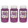 Colorations® Extra-Safe Plastic Glitter, Violet - 3 lbs.