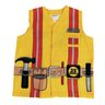 Construction Worker Washable Career Costume