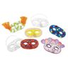Colorations® Decorate Your Own Masks, Set of 24