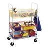 Colorations® Heavy-Duty Classroom Art Cart