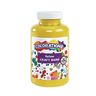 Colorations® Colorful Craft Sand, Yellow - 22 oz.