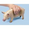 Realistic Large Soft Touch Farm Animal Toy Playset - Set of 4