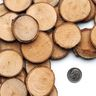 Colorations® Wood Craft Rounds - 50 Pieces