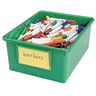 Green Easy-Label Teaching Tote