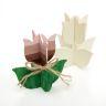 Colorations® Wooden Flower Pot Frames - Set of 12
