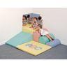 ABC Mini Soft Corner - Pastel