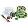 Colorations® White Paper Top Hats - Set of 12