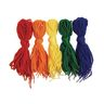 Colorations® Tipped Lacing Yarn - 100 Pieces