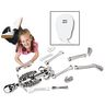 Foam Skeleton Floor Puzzle - 15 Pieces