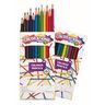 Colorations® Regular Colored Pencils, 12 Colors, 2 Sets