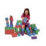 Excellerations® Giant Shaped Building Bricks - Set of 48