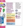 Colorations® Cantaloupe Simply Washable Tempera, 16oz.
