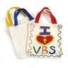 Devotional Colorations® Canvas Tote Bags Set of 12
