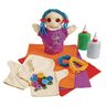 Colorations® Canvas Person Puppets - Set of 12